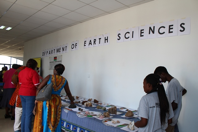 BSc in Earth Science (Geology) – Malawi Univeristy of Science and