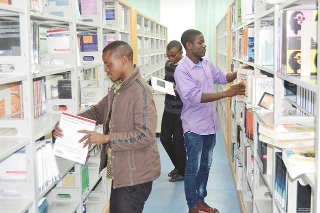 Library and ICT – Malawi Univeristy of Science and Techonology
